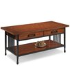 Leick Furniture Ironcraft Coffee Table