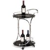Leick Furniture Favorite Finds Serving Cart with Gallery