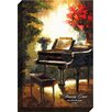 Carpentree Amazing Grace Giclee Painting Print on Wrapped Canvas