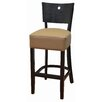 DHC Furniture Bar Stool with Cushion