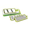 Mimo Style Homegoods 3-in-1 Interchangeable Handy Grater