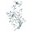 Bay Accents Metal Birds and Leaves Wall Decor