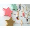 Maple Shade Kids Star Art Display Clips