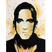 Buy Art For Less Eminem by Ed Capeau Painting Print on Wrapped Canvas