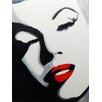 Buy Art For Less Pop Art Marilyn by Ed Capeau Painting Print on Wrapped Canvas