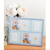 Fashion Craft Baby Boy Collage Aluminium Picture Frame