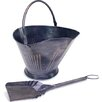 Pilgrim Hearth Coal/Pellet Bucket and Shovel