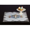Wimpole Street Creations Happy Birthday Candles Square Table Topper