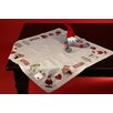 Wimpole Street Creations Machine Embroidered Holiday Season of Joy Square Table Topper