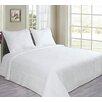 Cozy Line Home Fashion Maze Cotton Quilt Set