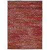 String Theory Voyage Monterey Red Area Rug