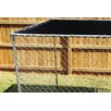 Stephens Pipe & Steel Sunblock Kennel Top