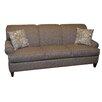 "LaCrosse Furniture Augusta Sleeper Sofa with 5"" Memory Foam Mattress"