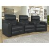 Octane Seating Bolt XS400 Home Theater Recliner (Row of 3)