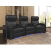 Octane Seating Turbo XL700 Home Theater Recliner (Row of 3)