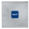 Boatman Geller Herringbone Block Personalized Fabric Napkin (Set of 4)