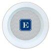 Boatman Geller Herringbone Single Initial Melamine Serving Bowl