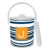 Dabney Lee Block Island Single Initial Ice Bucket
