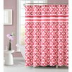 VCNY Pinwheel Shower Curtain