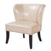 Madison Park Hilton Concave Back Side Chair