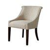 Madison Park Caitlyn Roll Back Barrel Chair