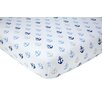 Little Love by Nojo Separates Anchor Crib Sheet