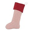Brite Ideas Living Stripe with Passion Band Christmas Stocking with Tab