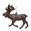 GCA International Plastic Moose Ornament