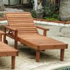 Best Redwood Summer Chaise Lounge