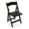 Midas Event Supply Classic Wood Folding Chair