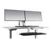 ESI Ergonomic Solutions Climb2 Sit To Stand 2 Screen Workstation