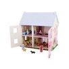 BigJigs Toys Rose Cottage Play Set