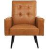 Jaxon Stark Leather Arm Chair