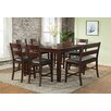 Vilo Home Inc. Viola Heights Counter Height Extendable Dining Table