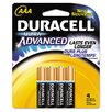 Duracell Ultra Alkaline Batteries, AAA, 4/pack