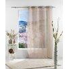 Evideco Salina Single Curtain Panel