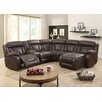 Living In Style Dallas Reclining Sectional