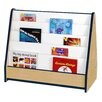 "Mahar Creative Colors Double Sided Toddler 32.5"" Book Display"