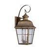 Quoizel Millhouse 2 Light Outdoor Wall Lantern