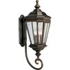 Progress Lighting Crawford 3 Light Wall Lantern