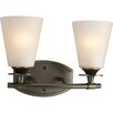 Progress Lighting Cantata 2 Light Vanity Light