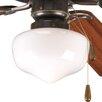 Schoolhouse ceiling fan light kits