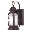 Westinghouse Lighting Weatherby 1 Light Sconce
