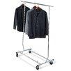 Organize It All Ultra Garment Rack in Chrome