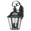 Hinkley Lighting Edgewater 3 Light Wall Lantern