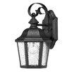 Hinkley Lighting Edgewater 1 Light Wall Lantern