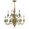 Hinkley Lighting Cambridge 15 Light Chandelier