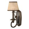 Hinkley Lighting Plymouth 1 Light Wall Sconce