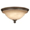 Hinkley Lighting Plymouth 3 Light Flush Mount