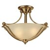 Hinkley Lighting Bolla 2 Light Semi Flush Mount
